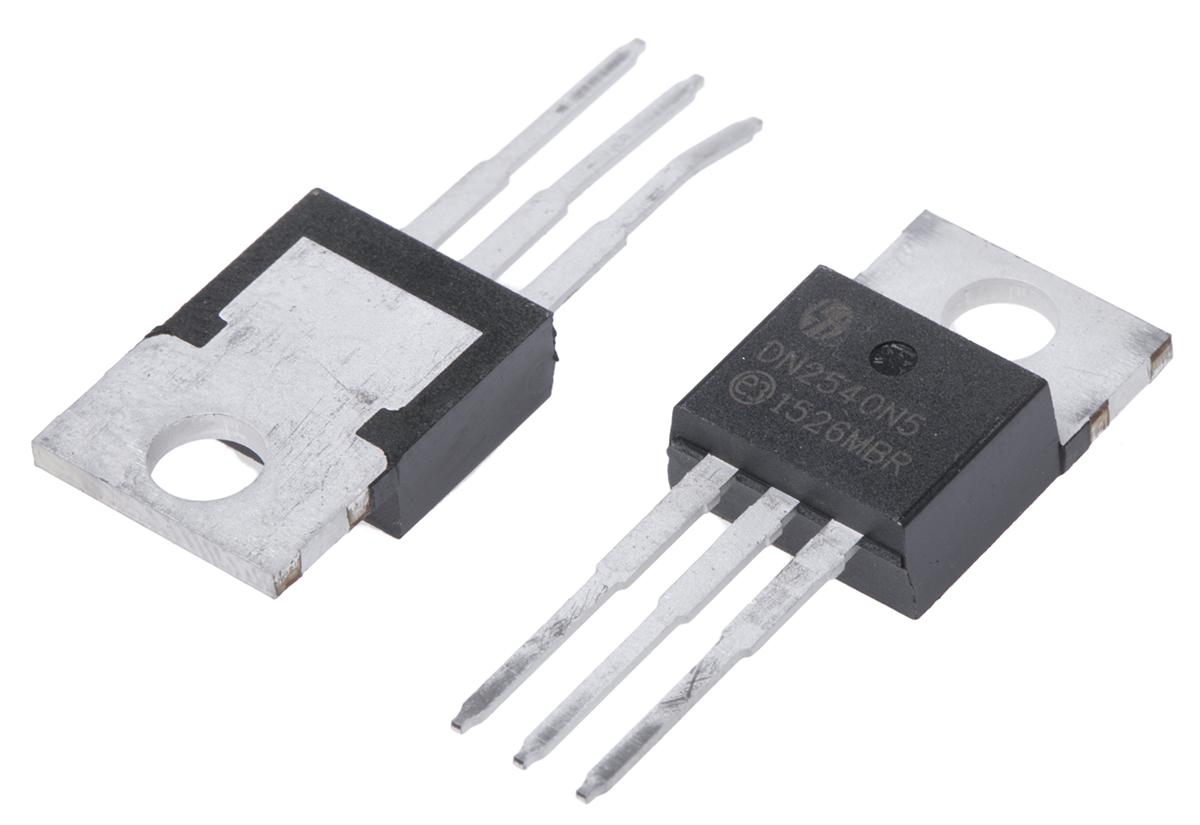 MOSFETs mit drei Anschlüssen