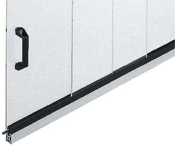 Bild einer Falttür