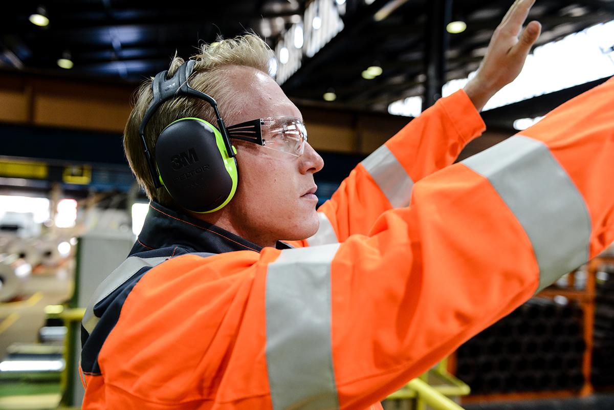 Persönliche Schutzausrüstung: Professioneller Gehörschutz