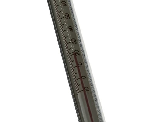 Glasthermometer