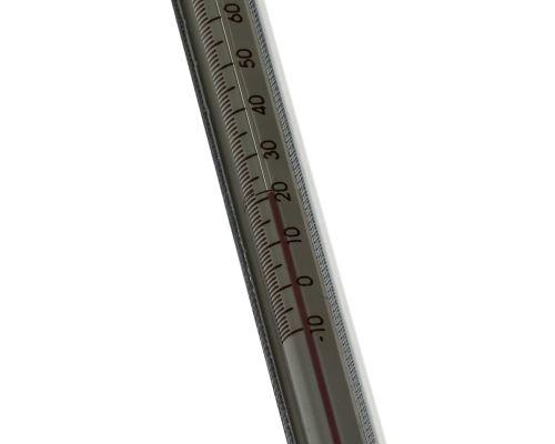 Glasthermometer