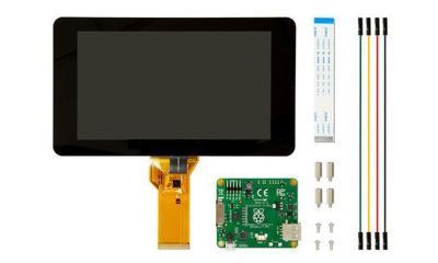 Offizielles Raspberry Pi Touch-Display