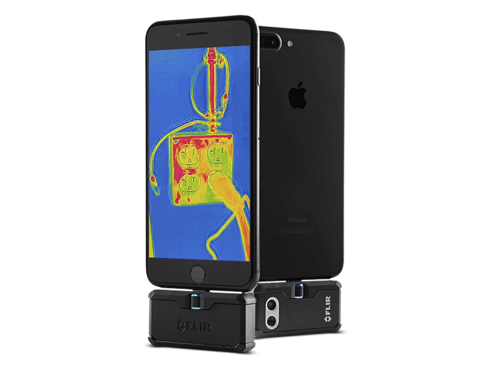 FLIR ONE Wärmebildkameras für Smartphones