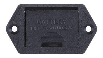 Batteriehalter für Schalttafelmontage