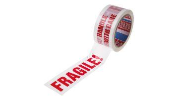 Fragile Parcel Tape