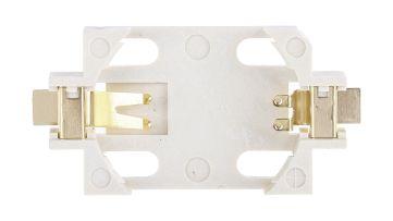Batteriehalter für Leiterplattenmontage