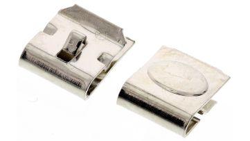 Batteriehalter für Durchsteckmontage