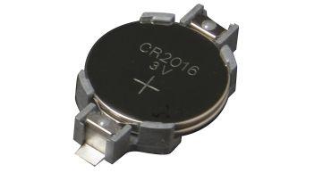 Batteriehalter für SMD-Anschluss