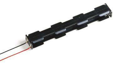 Batteriehalter für Drahtanschluss