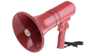 Rotes Megafon