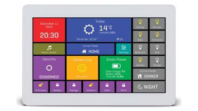 Kapazitiver Touchscreen