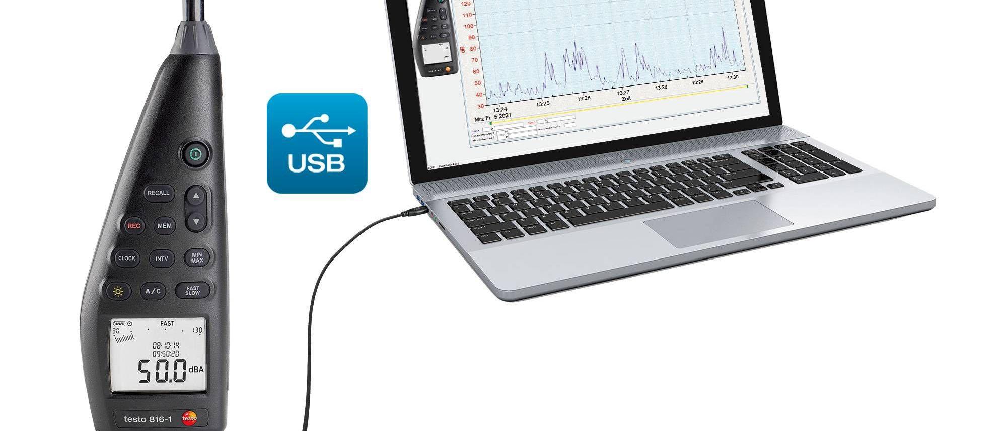 """Vorschaubild für Artikel """"Lärmpegelmessgeräte"""""""
