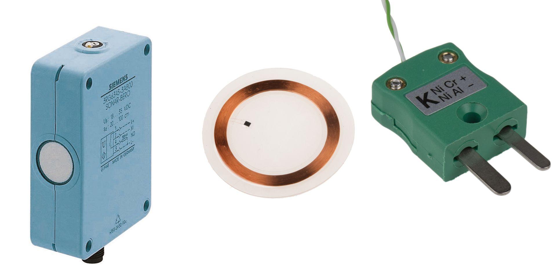 Sensoren-Artikel-Index-Card