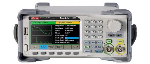 Frequenzgenerator-Index-Card