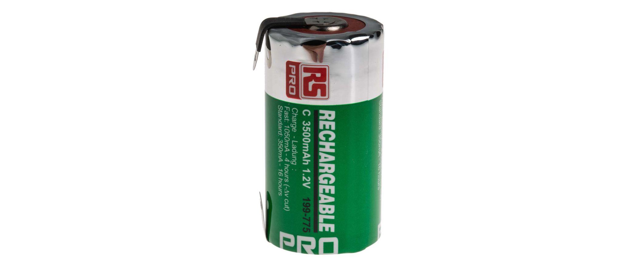 Rechargeable C Batteries