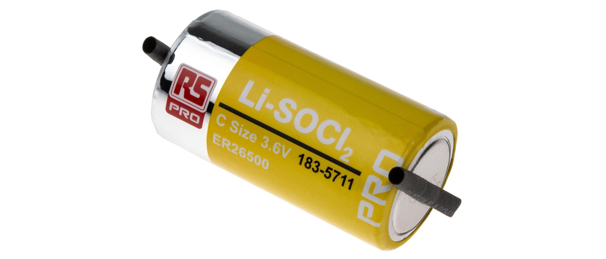 Non-Rechargeable C Batteries