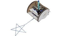 Mirobot drawing robot