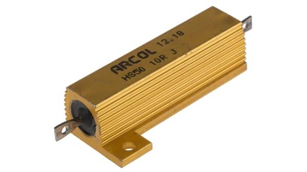 Arcol HS50 2K2 J 50W Resistore rivestito in alluminio