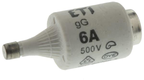 Aexit 2 x RT19 500V 6A gF Fusibles En C/éramique Liens fusibles 8.5x31.5mm 110K306