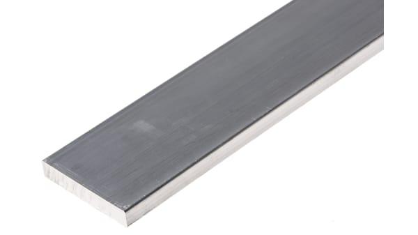 """Aluminium Flat  Bar 1 1//2/"""" x 3//4/"""" x125mm     HE30"""