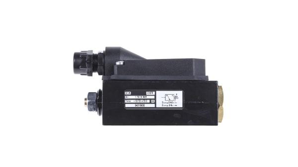 4 Connecteur Alupre Indicateur de Pression hydraulique num/érique 400 Bars 0-40Mpa 10000PSI avec G1