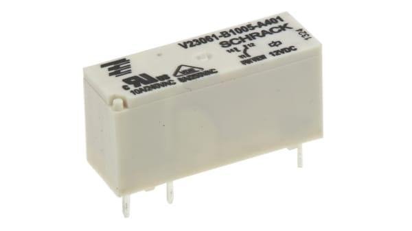 Schrack V23061-B1002-A401 5VDC Single Pole Change Over  Schaltkontakt 240VAC 8A