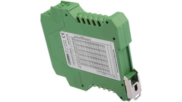 New Phoenix Contact 2810939 MCR-C-UI-UI-DCI-Configurable 3-way Isolation Amplfr