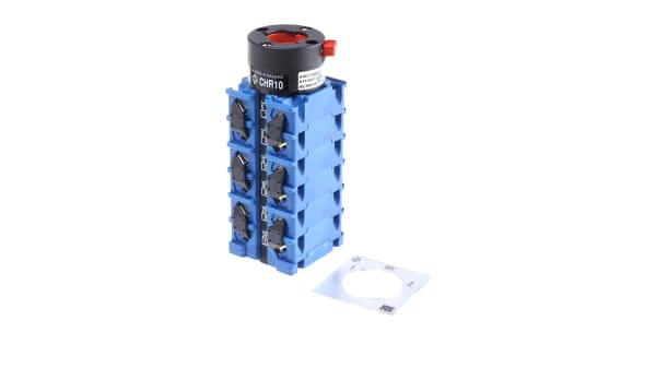 SR102320KAG commutateur rotatif 3 positions 0.1A//16VDC pôles numéro 2 30 ° Ninigi