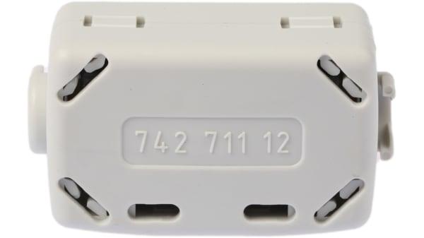 Ferrite Sleeve 23.7 x 36.9 x 18.2mm Diameter 6.6mm