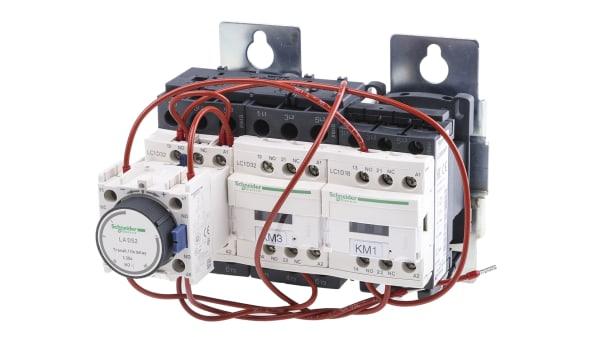 Schneider Electric 30 Kw Star Delta, Schneider Star Delta Starter Wiring Diagram