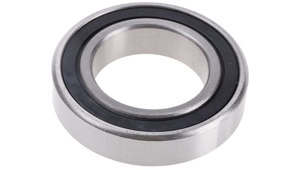 55mm OD 100mm Width 21mm 6211-RS1 Radial Ball Bearing Double Sealed Bore Dia