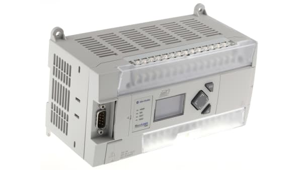 allen bradley plc i/o module for use with micrologix 1400 series 87 x 180 x  90 mm digital 20 relay