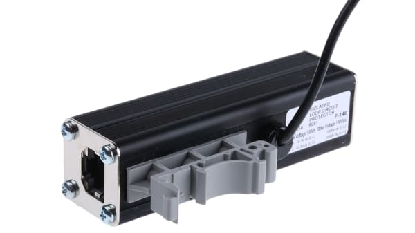 Protective Adapter to be Inserted into The Data line for The Protection of The LAN interfaces 2859084 DATATRAB Adapter Without RJ45