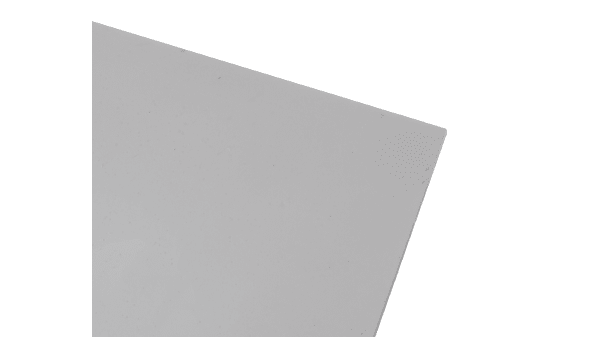 White Plastic Sheet 600mm X 600mm X 2 5mm Rs Components