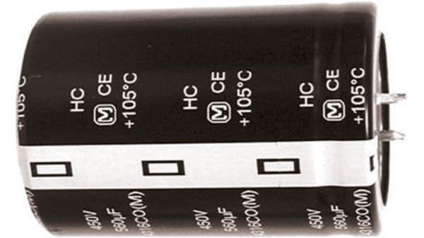 EETHC2G561KJ Panasonic 560μF Electrolytic Capacitor 400V 30mm x 50mm