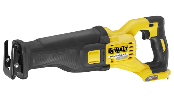 Dcs388n Xj Dewalt Flexvolt Dcs388n Xj Cordless Reciprocating Saw 54v Rs Components