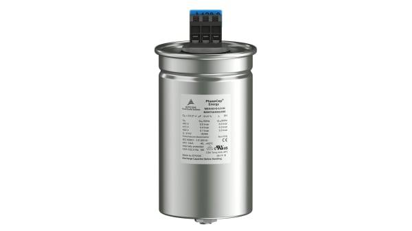 B25675a4252j015 Epcos Power Factor Correction Capacitor Pfc 3 X 154mf 25kvar 30kvar Rs Components