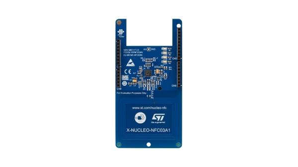 X Nucleo Nfc03a1 Carte D Extension De Lecteur De Carte Nfc Stmicroelectronics Rs Components