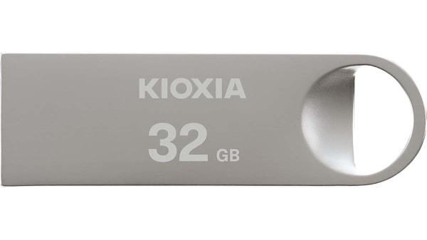 Kioxia U401 Metal TransMemory 32GB USB2.0 Flash Drive Portable Data Disk USB Stick LU401S032GG4