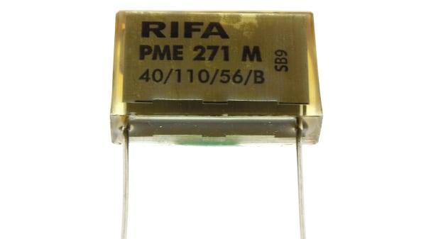 X2 0.022 Μf ±20/% PME271M Séries KEMET PME271M522MR30 Film Condensateur