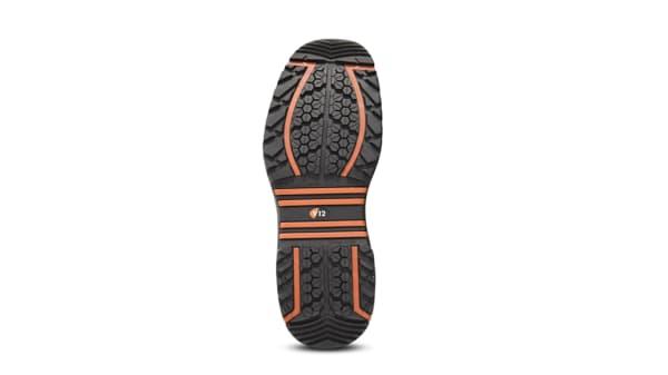 V12 VR600.01 BISON IGS Black Metal Free Work Safety Derby Boots Toe Cap Sole S3