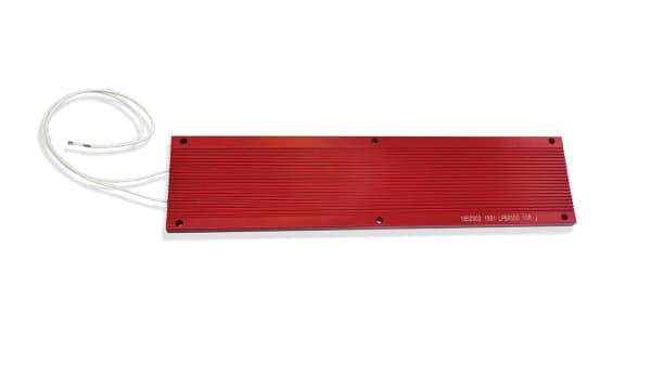 Resistencia De Montaje En Panel Rs Pro 2 2ω 5 500w Con Carcasa De Aluminio Cable Aluminio Rs Components