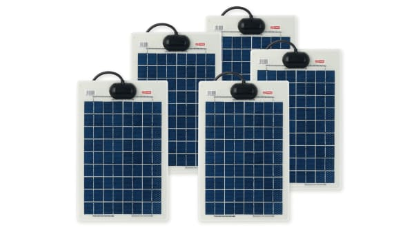 Rs Pro 10w Polycrystalline Solar Panel Rs Components
