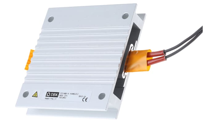 Enclosure Heater, 40W, 100 → 240 V ac