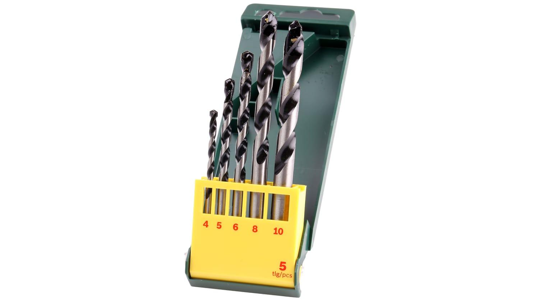 Drill 5 Piece Masonary Drill Set 4-10MM