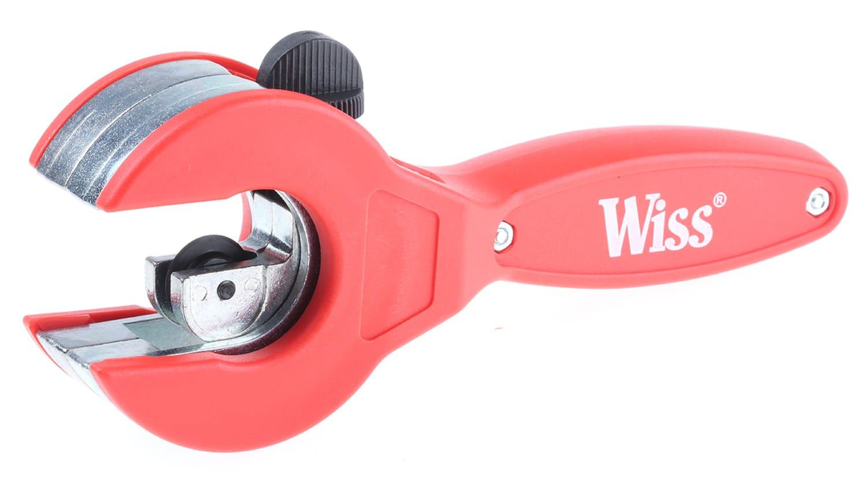 Wrpclgeu Wiss Pipe Cutter 8 29 Mm Cuts Brass Copper Aluminium Pvc Rs Components