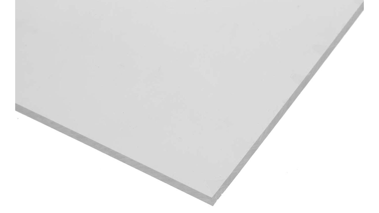 Clear Plastic Sheet 500mm X 400mm X 5mm Rs Components