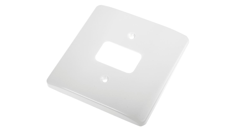 brand new MK Light Switch Grid Plate 1G White K3631 WHI