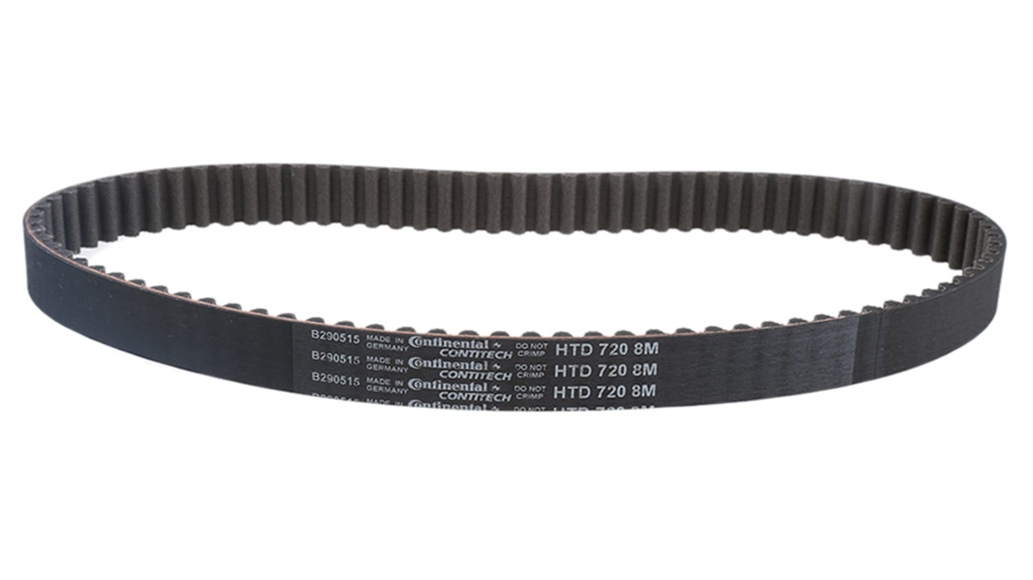 265-5M-09 Timing Belt 5mm Pitch 53 Teeth 265mm Pitch Length 9mm Wide