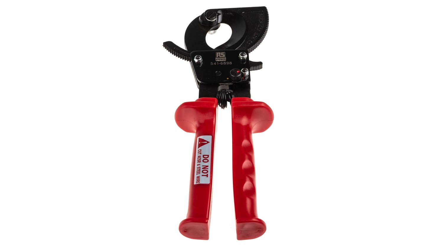 Rs Pro 250 Mm Ratchet Cable Cutter Rs Components